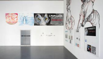 Courtesy: the artist and Istituto Svizzero, Milan. Photo: © Giulio Boem