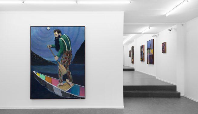 Courtesy: Tim Van Laere Gallery, Antwerp