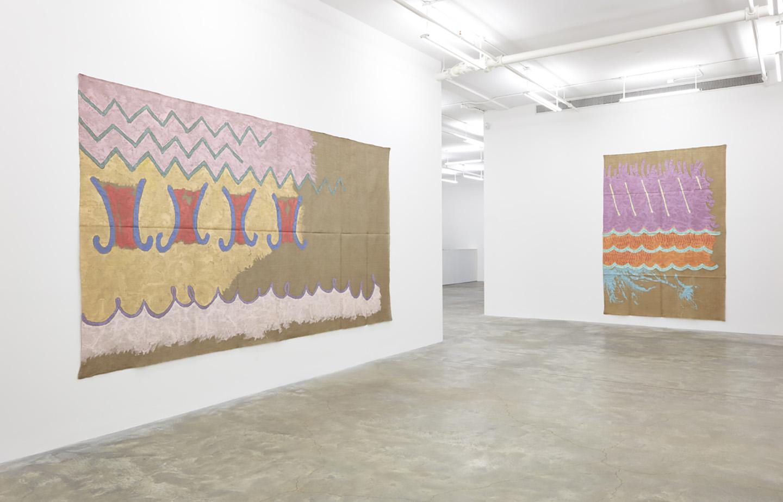 Giorgio Griffa The 1980s At Casey Kaplan New York Mousse Magazine # Muebles Matisse