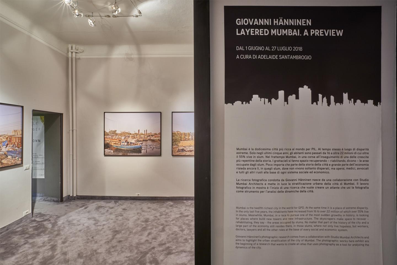 "Mostra Design Milano 2018 giovanni hänninen ""layered mumbai. a preview"" at montrasio"