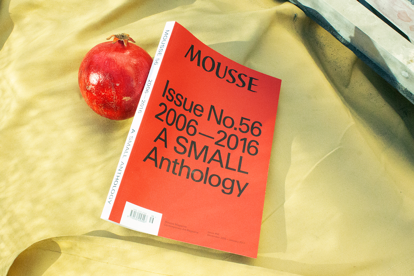 Mousse 56 2006 2016 A Small Anthology Mousse Magazine # Muebles Fuhr Esperanza
