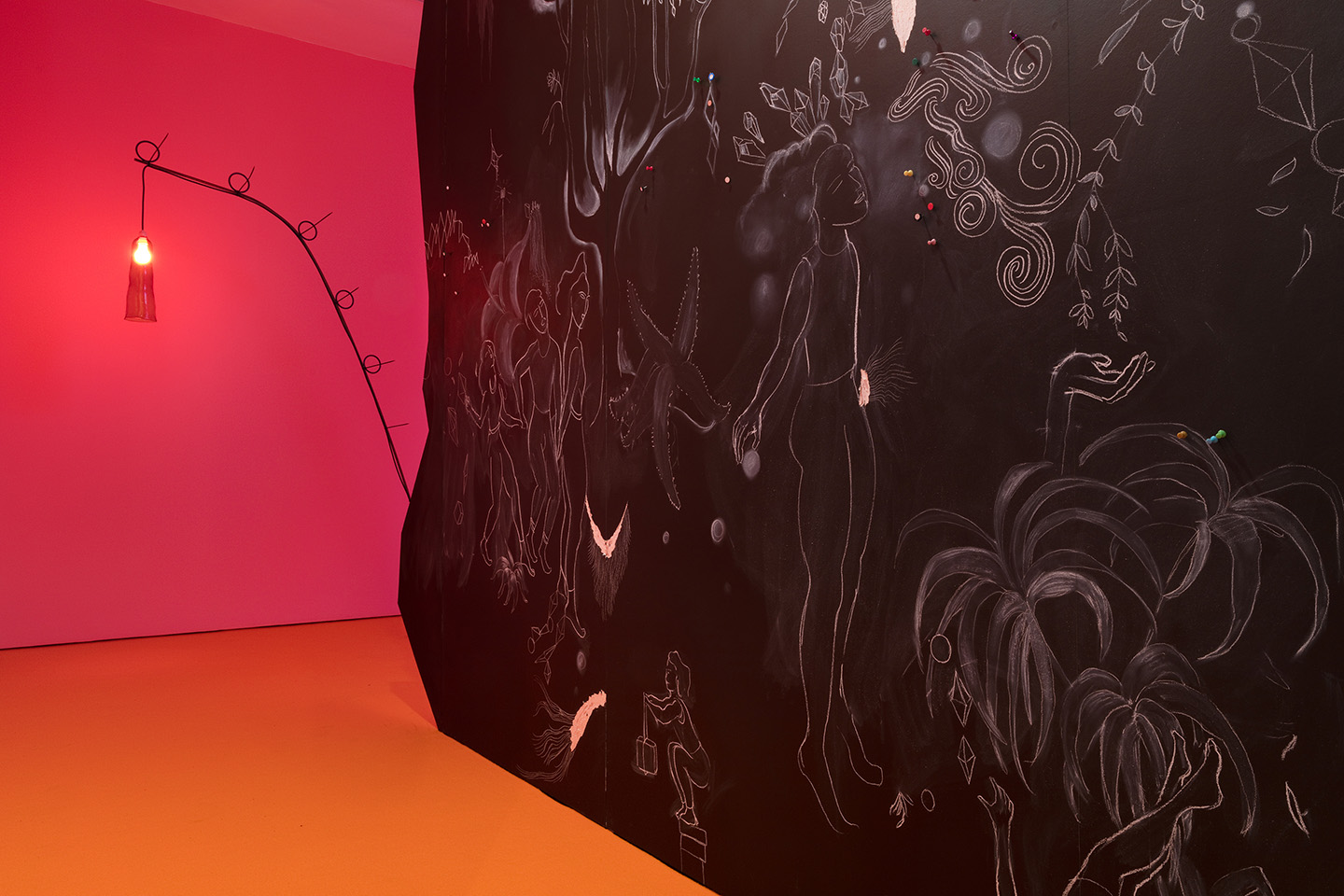 Anne Hardy at Maureen Paley, London •Mousse Magazine