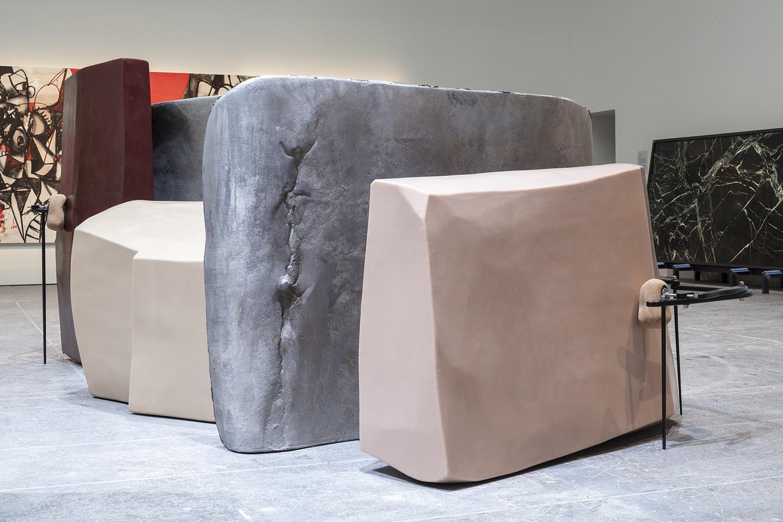 Giardini Per Case Moderne lean on me: nairy baghramian •mousse magazine