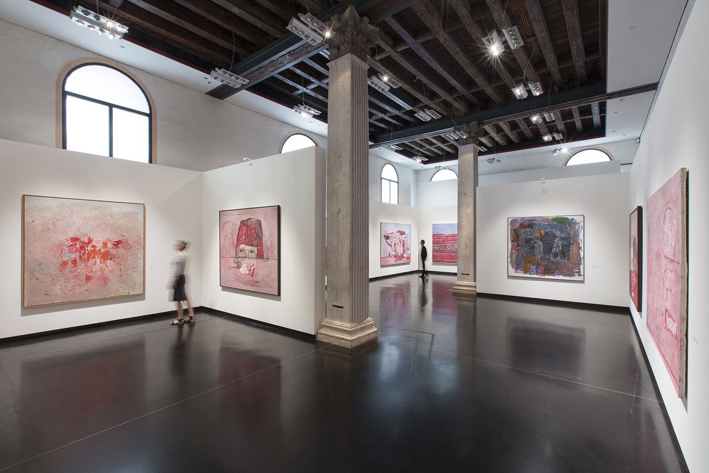 "Philip Guston and The Poets"" at Gallerie dell'Accademia di"