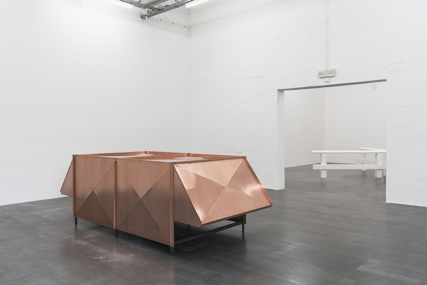 Rita Mcbride Explorer At Wiels Brussels Mousse Magazine # Nuova Muebles Zamora