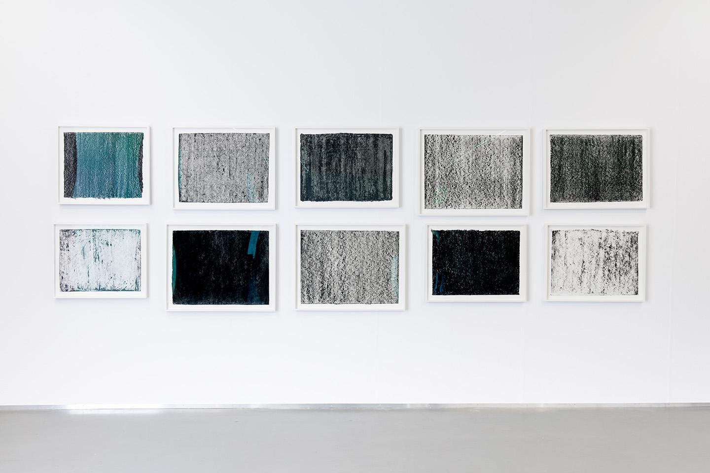 Richard Serra Drawings 2015 2017 At Museum Boijmans Van  # Muebles Rotterdam