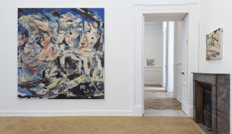 © Cecily Brown. Courtesy: the artist and Thomas Dane Gallery. Photo: Amedeo Benestante