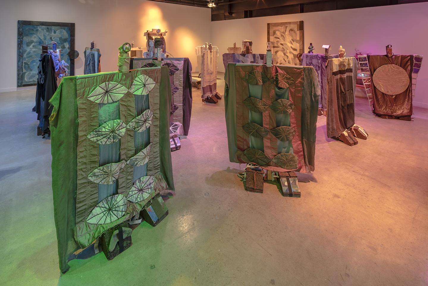 Tamara Henderson Seasons End Out Of Body At Oakville Galleries Oakville Mousse Magazine