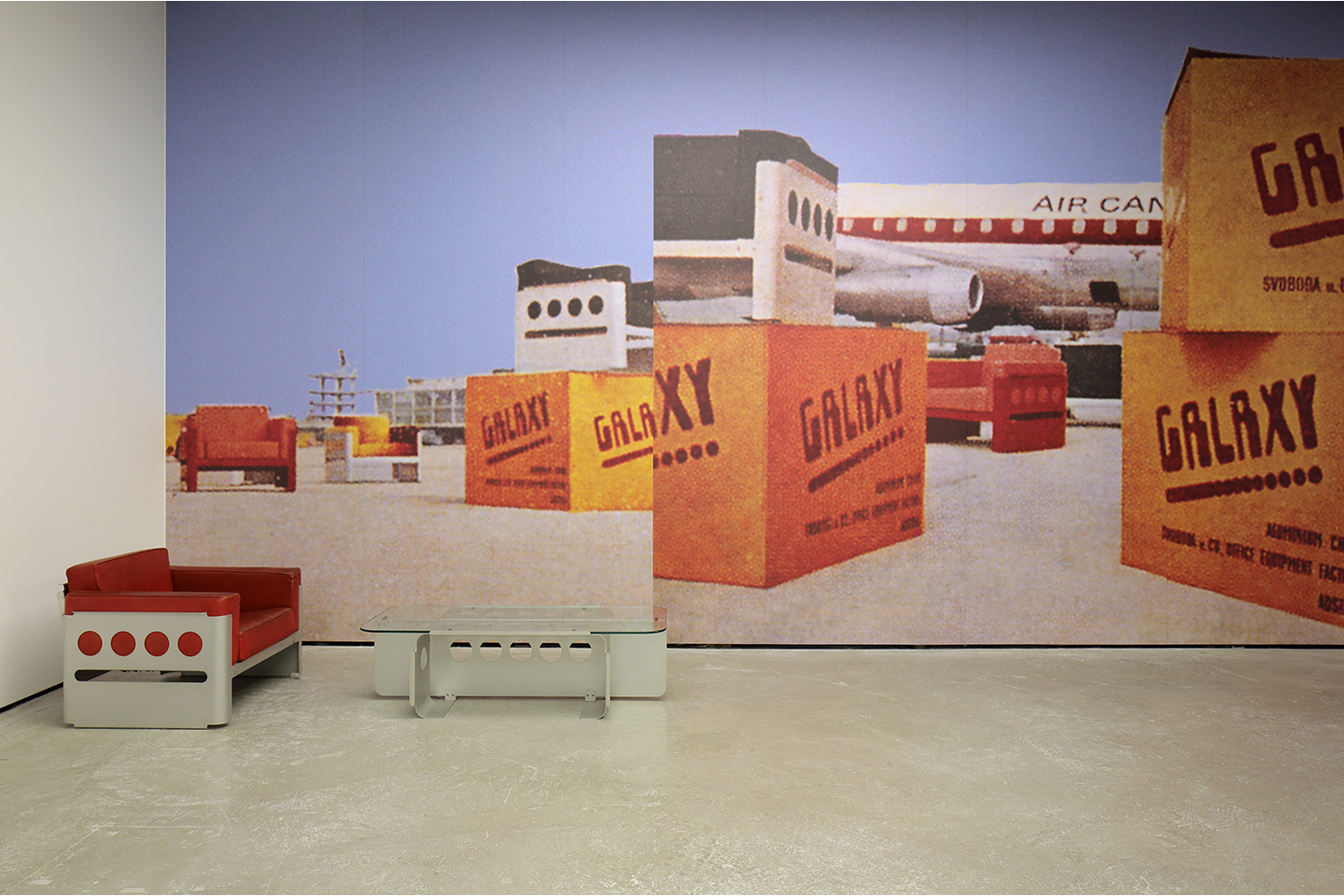 """Pichler. Radical: Architecture & Prototypes"""" at The Museum der ..."""