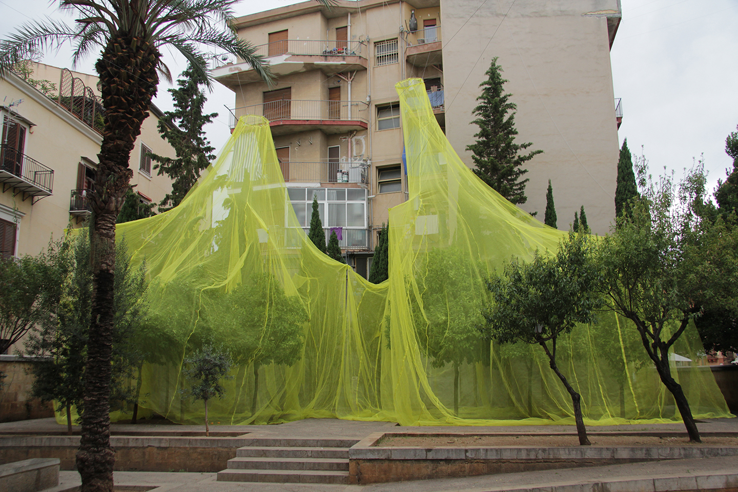 Modern And Contemporary Art Museum Palermo