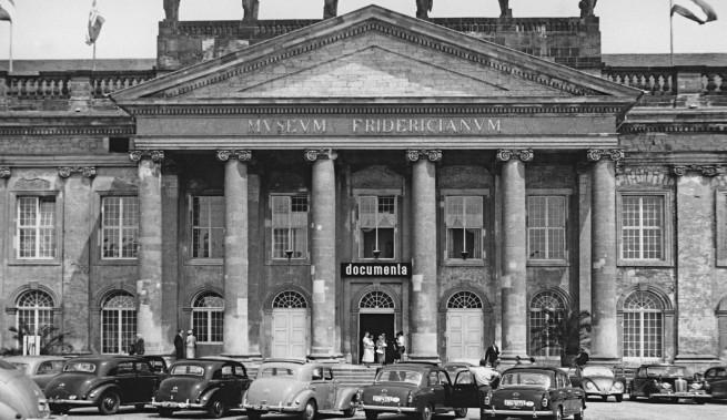 Fridericianum Museum, Kassel