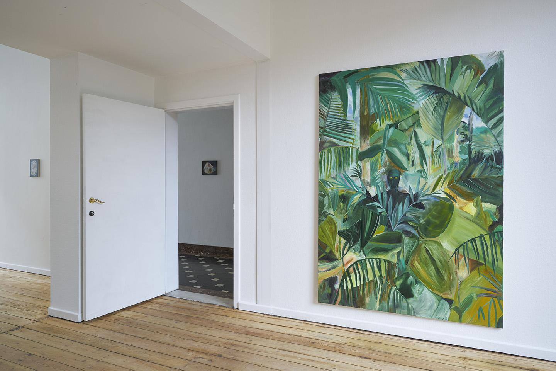 S Bastien Bonin Le D Sespoir Des Singes At Island Brussels  # Ensemble Mural Design