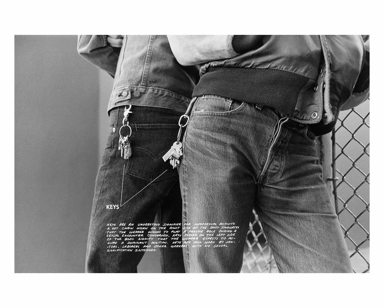 Gay Semiotics Hal Fischer Mousse Magazine # Muebles Fischer
