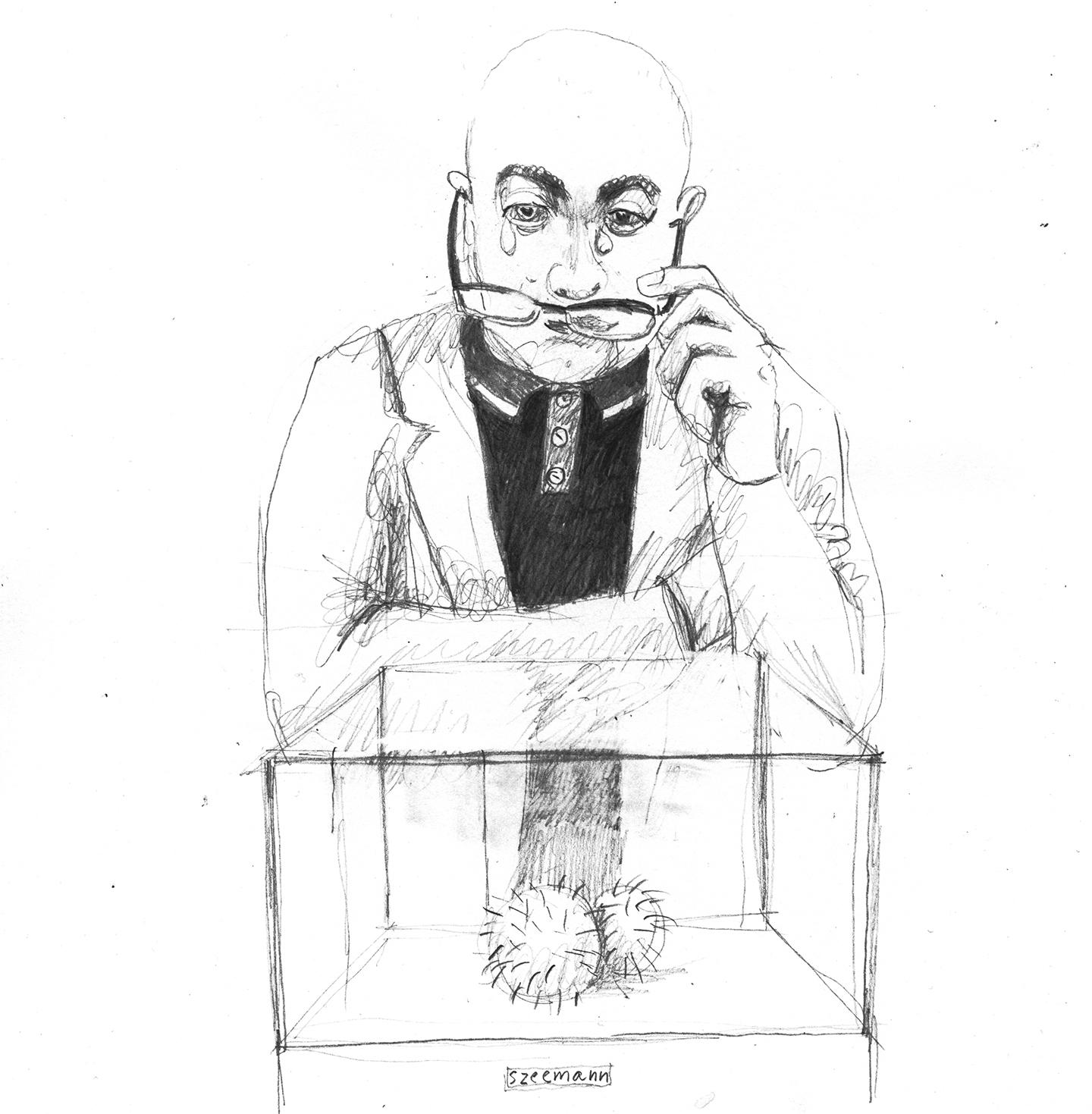 Illustration by Juan Perez Agirregoikoa
